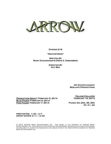 File:Arrow script title page - Deathstroke.png