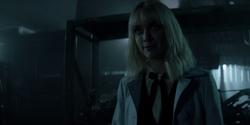 Beth pretending to be Alice