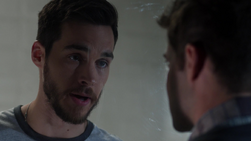 Mon-El asks Winn for his help