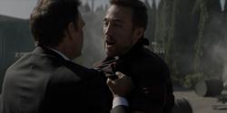 Dodgson tells Jacob that he divided Gotham