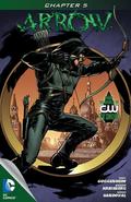 Arrow capítulo 5 portada digital