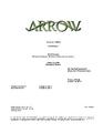 Arrow script title page - Reversal.png