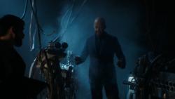 Lex's teleportation experiment fails