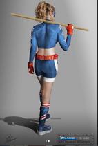 Stargirl Concept Art 2