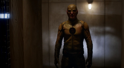 Harrison Wells as Reverse-Flash