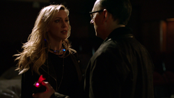 Laurel confronts Cayden James