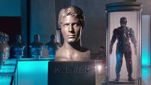 Bust of Sydney Palmer