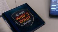 Cisco's Who's Who Binder