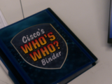 Cisco's Who's Who? Binder