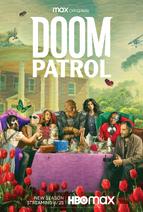 Doom Patrol Temporada 2 poster