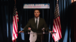Oliver Queen for mayor