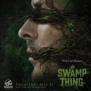 Swamp Thing - Force of Nature 1