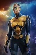 Black Lightning Personaje - Thunder
