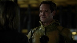 Eobard learns about his future