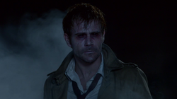 Furcifer manifests himself as John Constantine