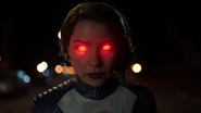 Nora consumes the negative speed force