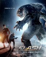 The Flash Temporada 3 Se acaba el tiempo