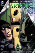 Arrow capítulo 20 portada digital