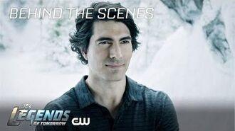 DC's Legends of Tomorrow Inside Nip Stuck The CW