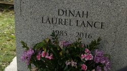 Laurel's grave