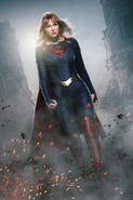 Supergirl T5 Nuevo Traje Primer Vistazo