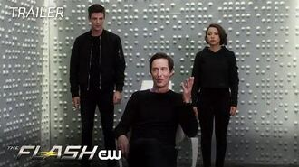 The Flash What's Past Is Prologue Promo The CW