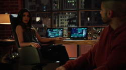 Dinah and Rene argue about being the new Diggle