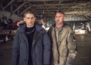 Captain Cold and Heat Wave promo 1