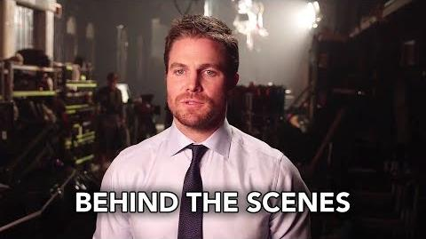 Video - DCTV Crisis on Earth-X Crossover Behind the Scenes