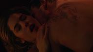 Felicity Smoak and Oliver Queen in Nanda Parbat