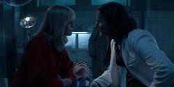 Alice y Mouse discuten