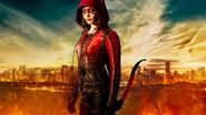 Arrow season 4 promo - Speedy