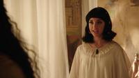Enchantress as a Egyptian Handmaiden