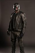 Traje Diggle - Casco y chaqueta