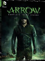 Arrow - Complete Third Season