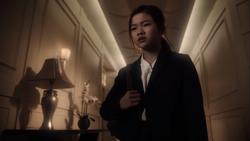 Young Emiko Adachi