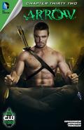 Arrow capítulo 32 portada digital