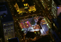 Central City during Christmas