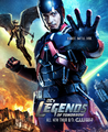 DC's Legends of Tomorrow season 1 poster - Biggest. Battle. Ever.png