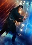 Ra's al Ghul fight club promotional