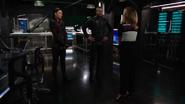 Oliver, Emiko and Felicity talk