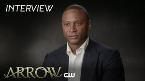 Arrow David Ramsey - The Defining Season The CW