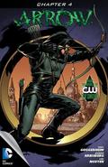 Arrow capítulo 4 portada digital