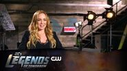 DC's Legends of Tomorrow Batman v Superman v DC's Legends of Tomorrow The CW