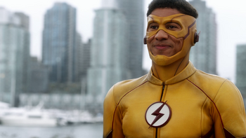 Kid Flash<br/>