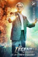 Martin Stein DC's Legends of Tomorrow promo