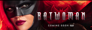 Batwoman Coming Soon to The CW Promotional Banner