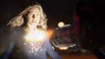 Bullets bounces off Supergirl