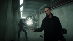 DeVoe attacks the A.R.G.U.S. facility
