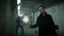 DeVoe attacks the A.R.G.U.S. facility